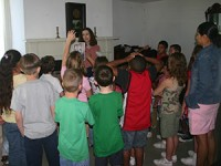 Second Grade at Johnston House