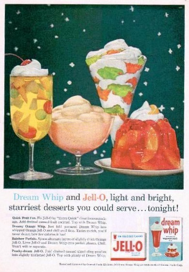 illustrations-of-desserts-made-with-dream-whip-and-jello-in-front-of-starry-sky