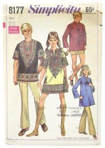 Simplicity Dashiki patterns