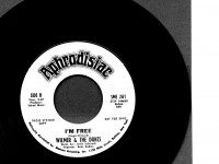 45-rpm-record-for-wilmer-and-the-dukes-sone-i'm-free