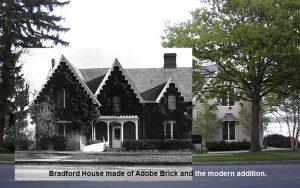 adobe brick house