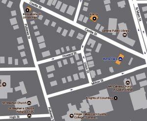 digital map