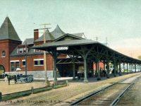 Railroads in Geneva