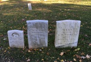 three-gravestones-for-freddie-george-and-mary-parker