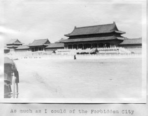 Photo of Asian style buildings