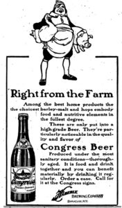 congress-beer-advertises-bottled-beer-right-from-the-farm