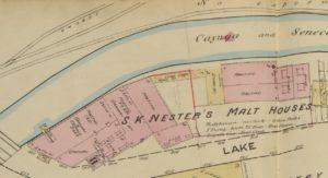 Map-shoring-nestors-malthouse-between-seneca-lake-and-the-cayuga-seneca-canal