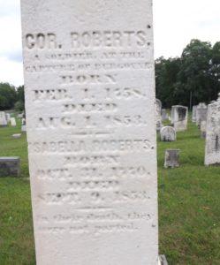 Brookside Cornelius Roberts