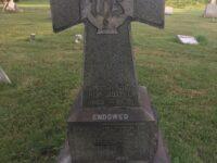 Grave of Daniel O Neill