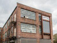 multi story brick building