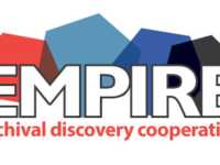 Logo for Empire Archival Discovery Cooperative Cooperative the website that hosts finding aids